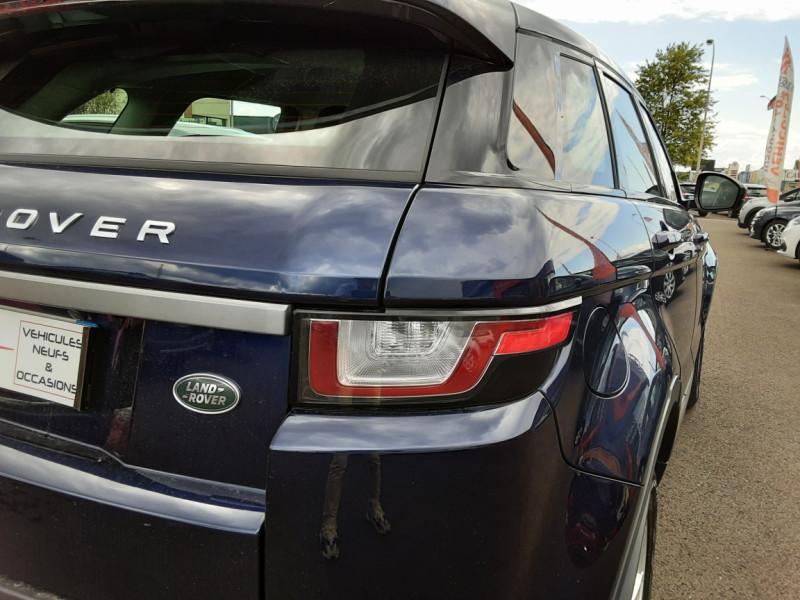 Photo 38 de l'offre de LAND-ROVER RANGE ROVER EVOQUE TD4 180 BVA Business à 27990€ chez Centrale auto marché Périgueux
