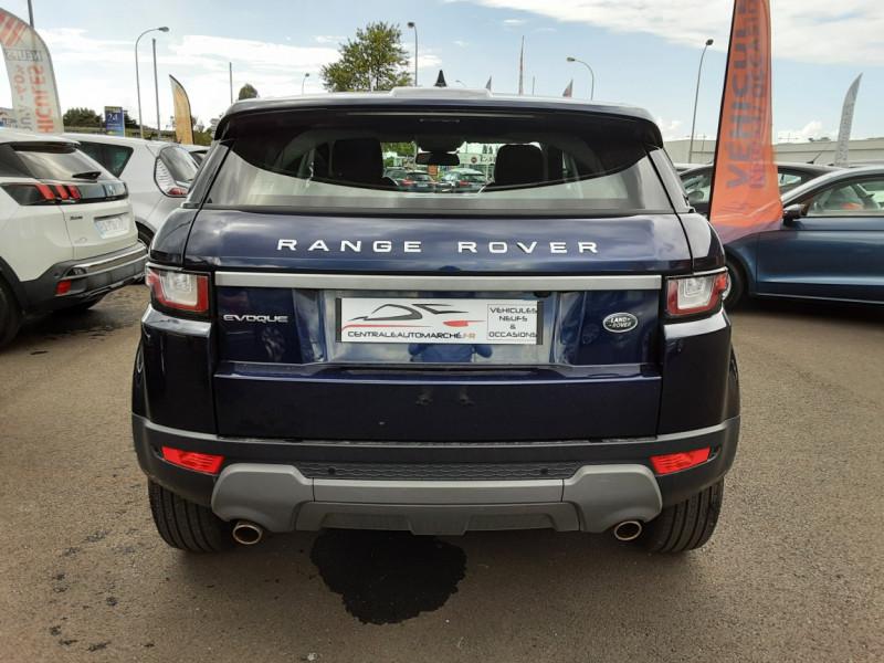 Photo 4 de l'offre de LAND-ROVER RANGE ROVER EVOQUE TD4 180 BVA Business à 27990€ chez Centrale auto marché Périgueux