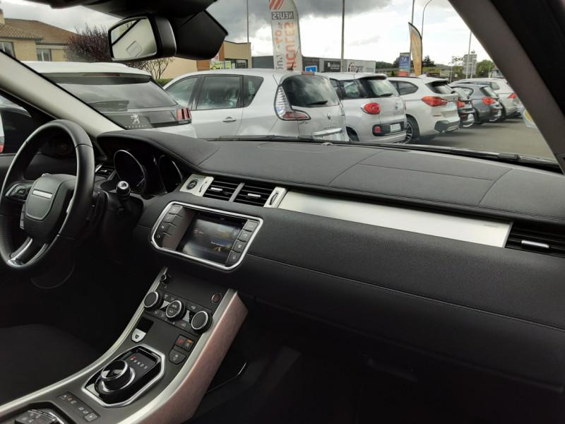 Photo 12 de l'offre de LAND-ROVER RANGE ROVER EVOQUE TD4 180 BVA Business à 27990€ chez Centrale auto marché Périgueux
