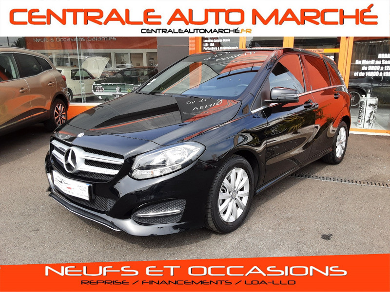 Photo 1 de l'offre de MERCEDES-BENZ CLASSE B 180 d Business à 14990€ chez Centrale auto marché Périgueux
