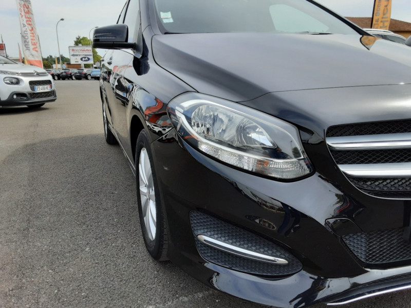 Photo 25 de l'offre de MERCEDES-BENZ CLASSE B 180 d Business à 14990€ chez Centrale auto marché Périgueux