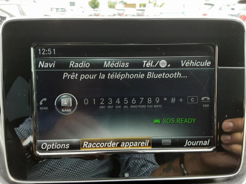 Photo 22 de l'offre de MERCEDES-BENZ CLASSE B 180 d Business à 14990€ chez Centrale auto marché Périgueux