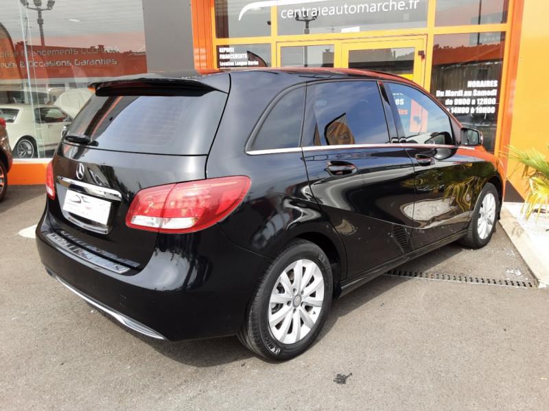 Photo 2 de l'offre de MERCEDES-BENZ CLASSE B 180 d Business à 14990€ chez Centrale auto marché Périgueux