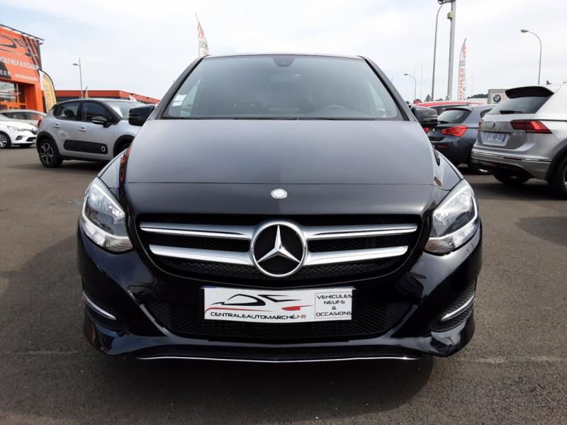Photo 34 de l'offre de MERCEDES-BENZ CLASSE B 180 d Business à 14990€ chez Centrale auto marché Périgueux