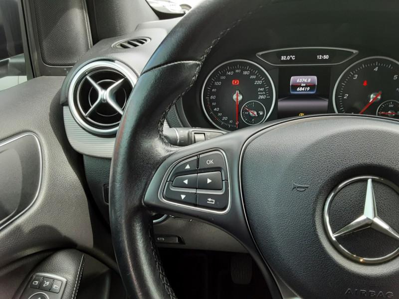 Photo 17 de l'offre de MERCEDES-BENZ CLASSE B 180 d Business à 14990€ chez Centrale auto marché Périgueux