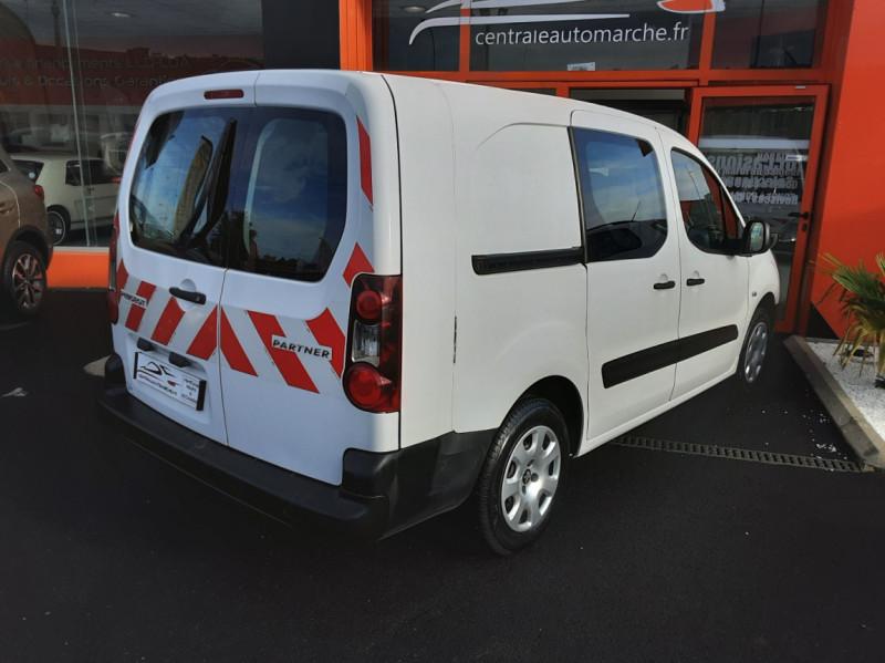 Photo 2 de l'offre de PEUGEOT PARTNER CABINE APPROFONDIE L2 1.6 HDI 90ch 5pl à 12900€ chez Centrale auto marché Périgueux
