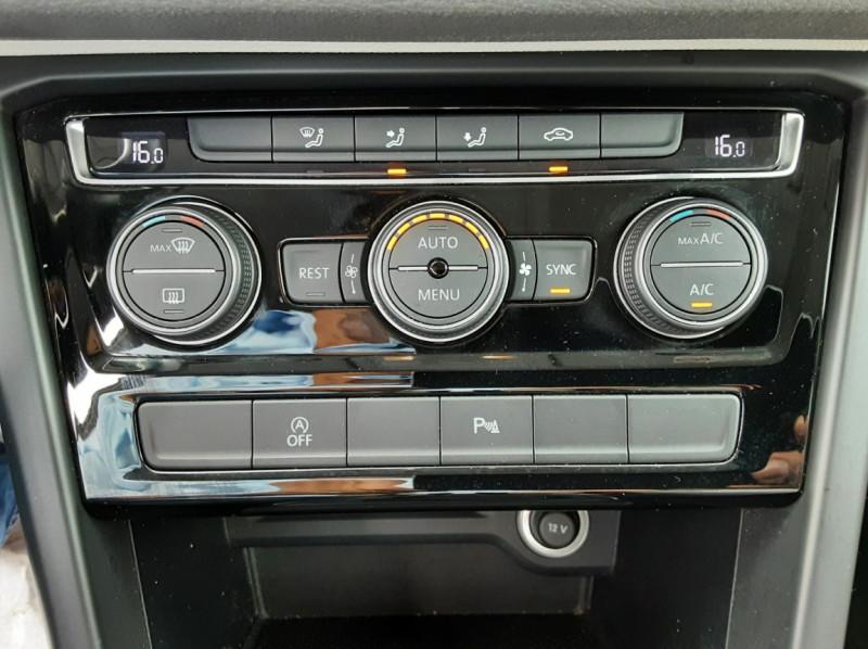 Photo 48 de l'offre de VOLKSWAGEN TOURAN 1.6 TDI 115CH DSG7 Confortline Business 7places à 20490€ chez Centrale auto marché Périgueux