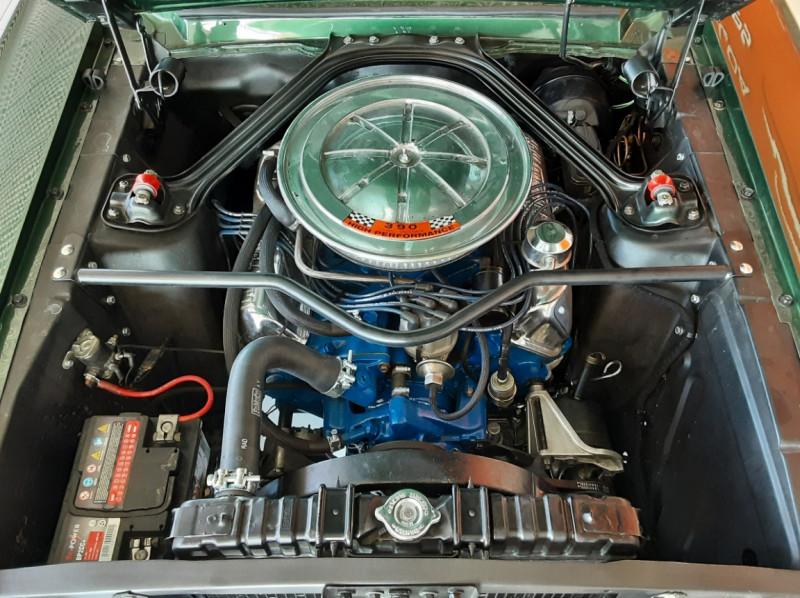Photo 7 de l'offre de FORD MUSTANG FASTBACK 390 CODE S BULLITT à 109000€ chez Centrale auto marché Périgueux