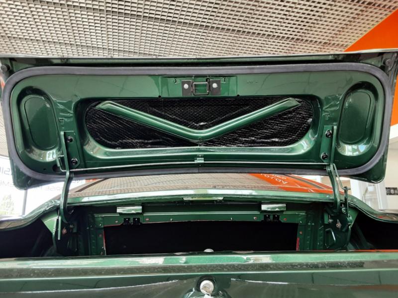 Photo 33 de l'offre de FORD MUSTANG FASTBACK 390 CODE S BULLITT à 109000€ chez Centrale auto marché Périgueux