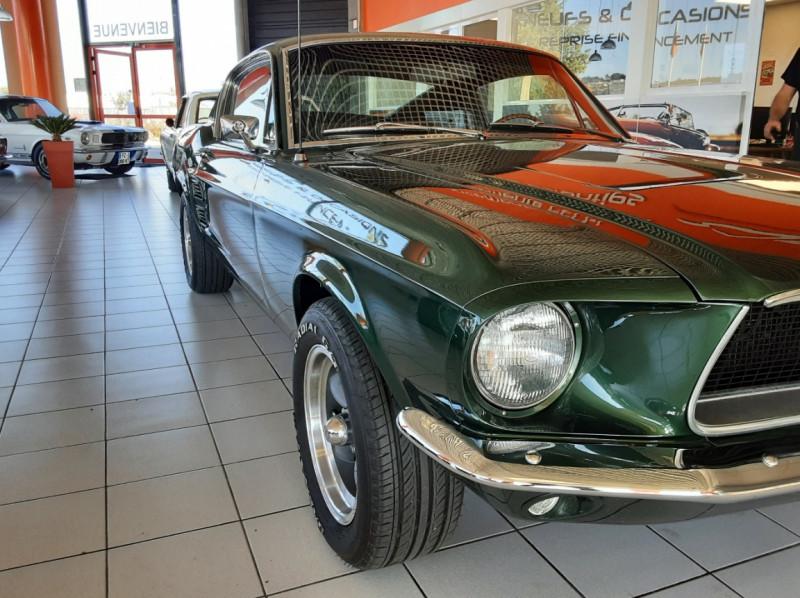 Photo 44 de l'offre de FORD MUSTANG FASTBACK 390 CODE S BULLITT à 109000€ chez Centrale auto marché Périgueux