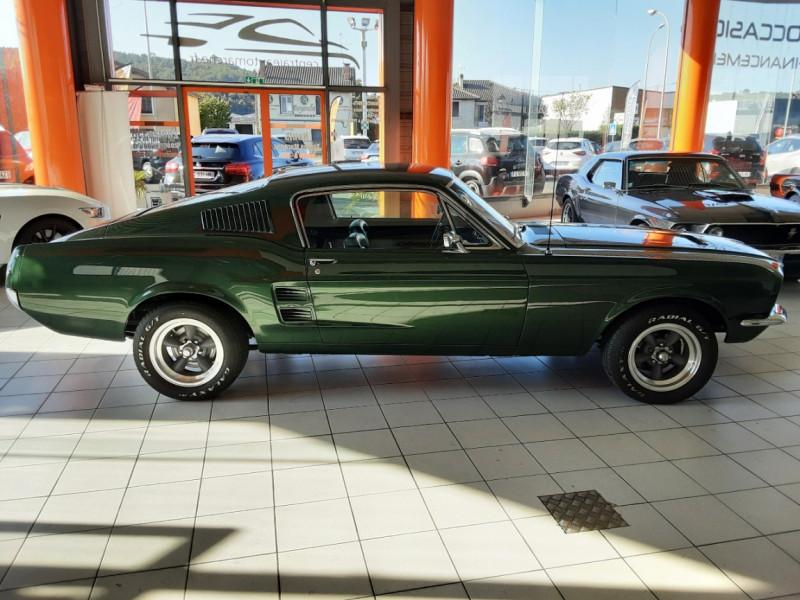 Photo 29 de l'offre de FORD MUSTANG FASTBACK 390 CODE S BULLITT à 109000€ chez Centrale auto marché Périgueux