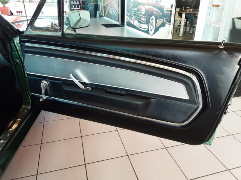 Photo 21 de l'offre de FORD MUSTANG FASTBACK 390 CODE S BULLITT à 109000€ chez Centrale auto marché Périgueux