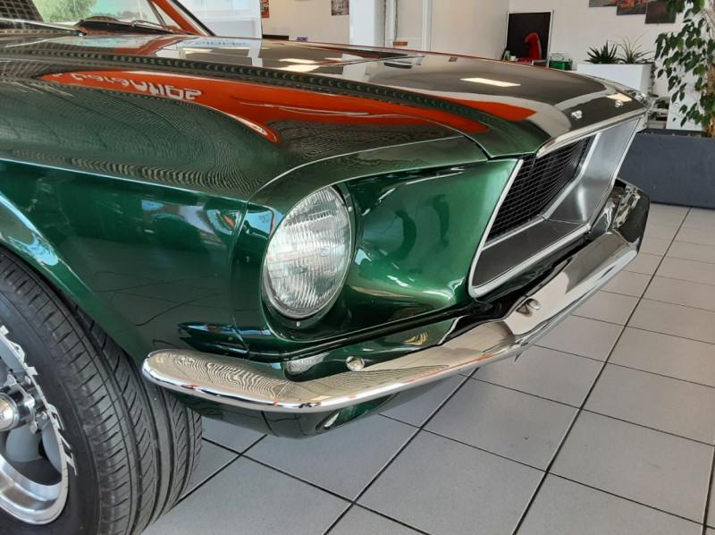 Photo 49 de l'offre de FORD MUSTANG FASTBACK 390 CODE S BULLITT à 109000€ chez Centrale auto marché Périgueux