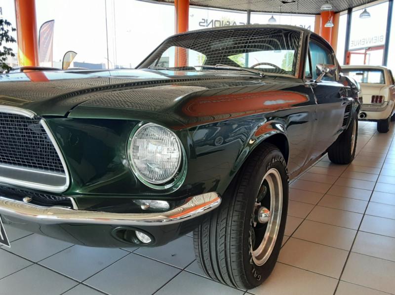 Photo 40 de l'offre de FORD MUSTANG FASTBACK 390 CODE S BULLITT à 109000€ chez Centrale auto marché Périgueux
