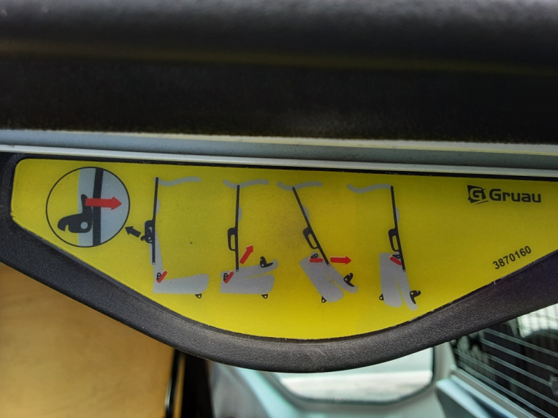Photo 47 de l'offre de PEUGEOT PARTNER CABINE APPROFONDIE L2 1.6 HDI 90ch 5pl à 12900€ chez Centrale auto marché Périgueux