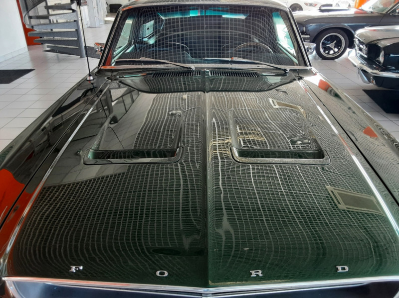 Photo 34 de l'offre de FORD MUSTANG FASTBACK 390 CODE S BULLITT à 109000€ chez Centrale auto marché Périgueux