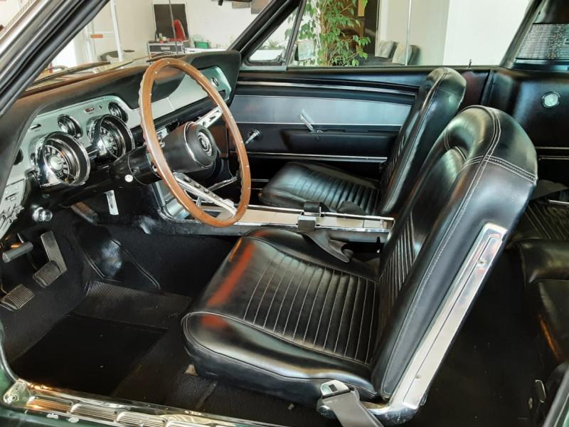 Photo 24 de l'offre de FORD MUSTANG FASTBACK 390 CODE S BULLITT à 109000€ chez Centrale auto marché Périgueux