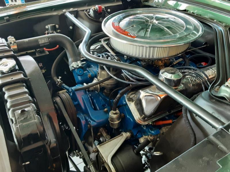 Photo 26 de l'offre de FORD MUSTANG FASTBACK 390 CODE S BULLITT à 109000€ chez Centrale auto marché Périgueux