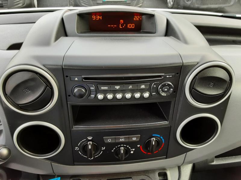 Photo 19 de l'offre de PEUGEOT PARTNER CABINE APPROFONDIE L2 1.6 HDI 90ch 5pl à 12900€ chez Centrale auto marché Périgueux