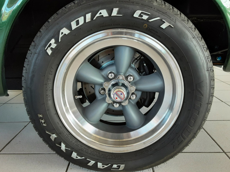 Photo 32 de l'offre de FORD MUSTANG FASTBACK 390 CODE S BULLITT à 109000€ chez Centrale auto marché Périgueux