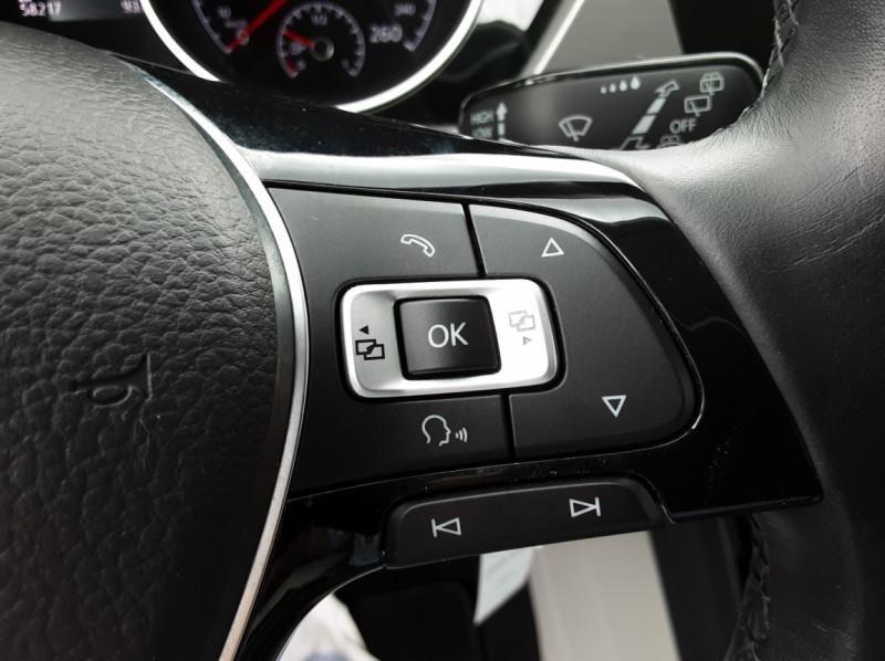 Photo 24 de l'offre de VOLKSWAGEN TOURAN 1.6 TDI 115CH DSG7 Confortline Business 7places à 20490€ chez Centrale auto marché Périgueux