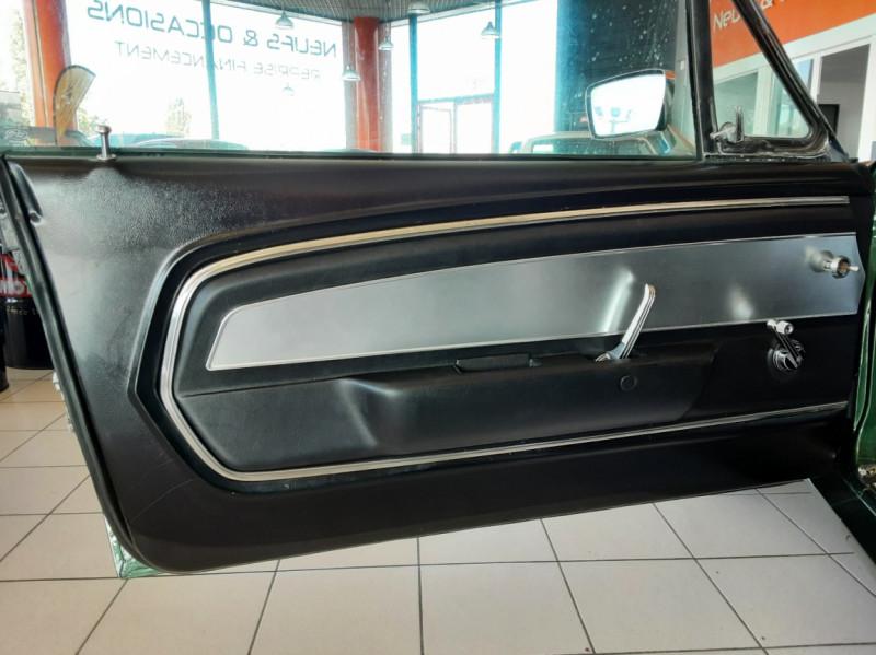 Photo 20 de l'offre de FORD MUSTANG FASTBACK 390 CODE S BULLITT à 109000€ chez Centrale auto marché Périgueux