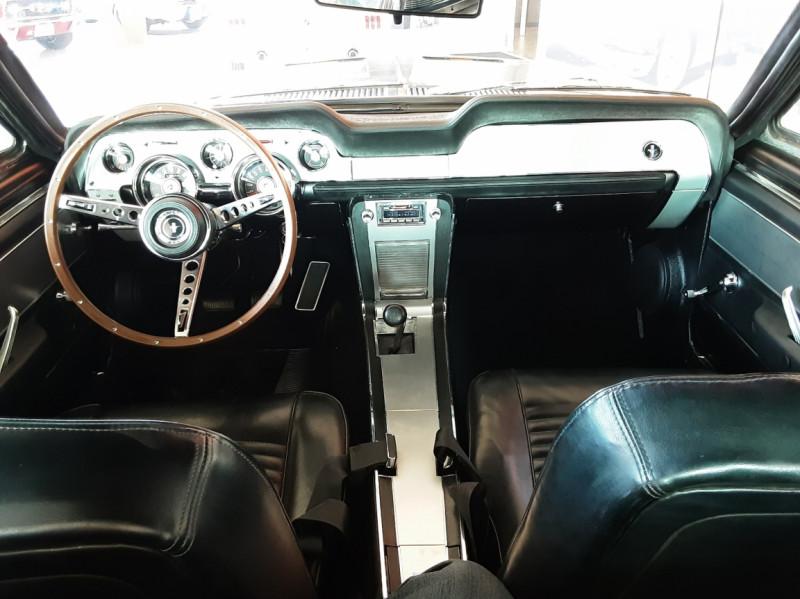 Photo 15 de l'offre de FORD MUSTANG FASTBACK 390 CODE S BULLITT à 109000€ chez Centrale auto marché Périgueux