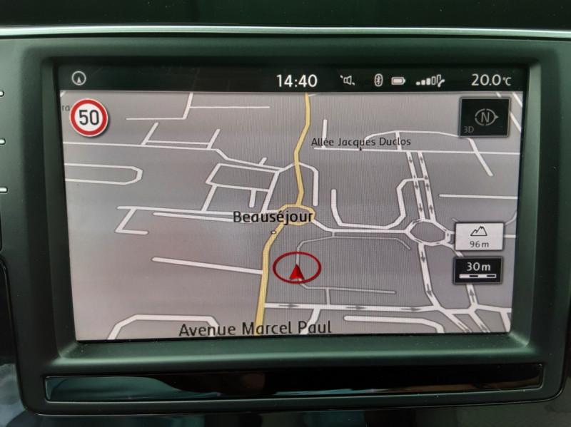 Photo 10 de l'offre de VOLKSWAGEN TOURAN 1.6 TDI 115CH DSG7 Confortline Business 7places à 20490€ chez Centrale auto marché Périgueux