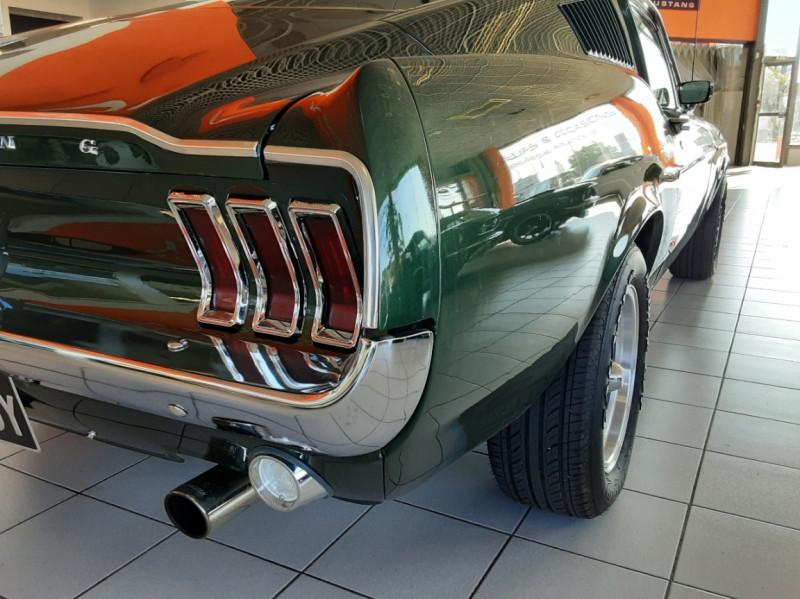 Photo 41 de l'offre de FORD MUSTANG FASTBACK 390 CODE S BULLITT à 109000€ chez Centrale auto marché Périgueux