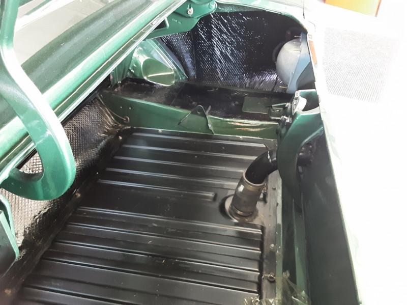 Photo 30 de l'offre de FORD MUSTANG FASTBACK 390 CODE S BULLITT à 109000€ chez Centrale auto marché Périgueux