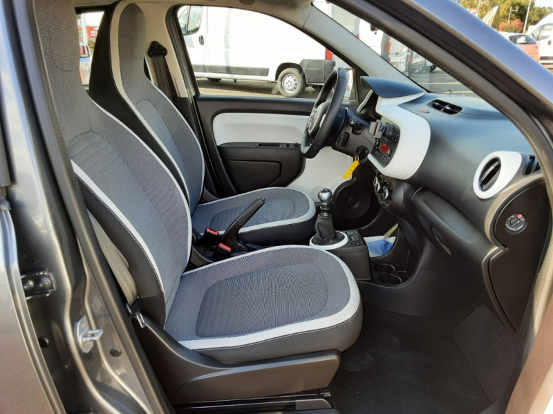 Photo 29 de l'offre de RENAULT TWINGO III 0.9 TCe 90 Energy Zen  à 8990€ chez Centrale auto marché Périgueux