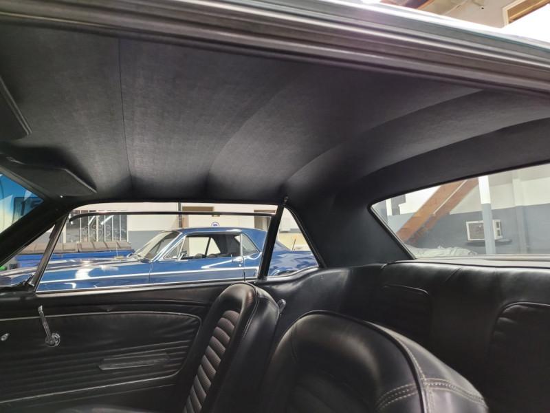 Photo 11 de l'offre de FORD MUSTANG COUPE 289 CI V8 GRIS à 33000€ chez Centrale auto marché Périgueux