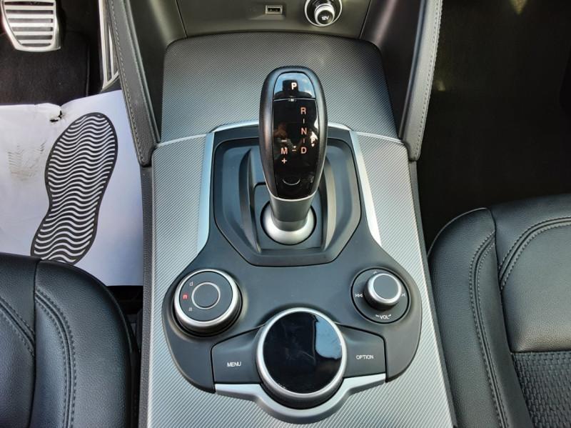 Photo 31 de l'offre de ALFA ROMEO STELVIO 2.2 190 ch AT8 Super  à 32900€ chez Centrale auto marché Périgueux