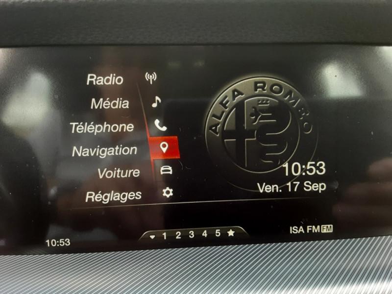 Photo 23 de l'offre de ALFA ROMEO STELVIO 2.2 190 ch AT8 Super  à 32900€ chez Centrale auto marché Périgueux