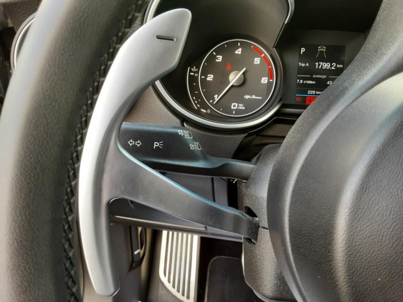 Photo 21 de l'offre de ALFA ROMEO STELVIO 2.2 190 ch AT8 Super  à 32900€ chez Centrale auto marché Périgueux
