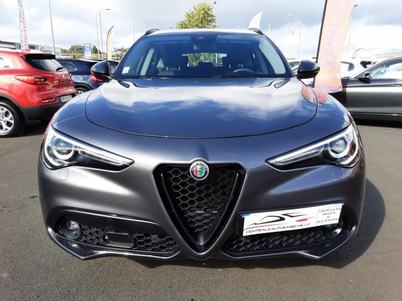 Photo 39 de l'offre de ALFA ROMEO STELVIO 2.2 190 ch AT8 Super  à 32900€ chez Centrale auto marché Périgueux