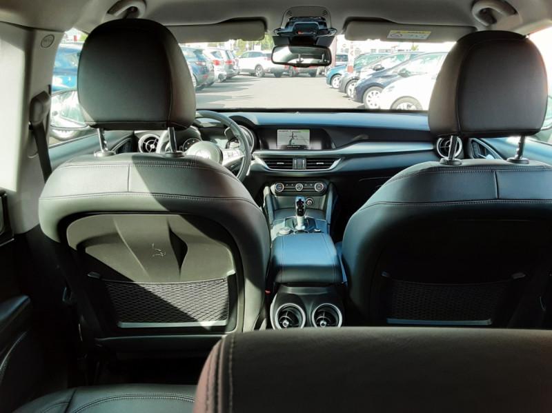 Photo 9 de l'offre de ALFA ROMEO STELVIO 2.2 190 ch AT8 Super  à 32900€ chez Centrale auto marché Périgueux