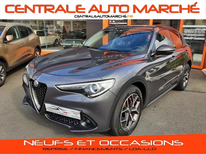 Alfa Romeo STELVIO 2.2 190 ch AT8 Super  Diesel  Occasion à vendre
