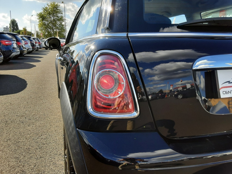 Photo 42 de l'offre de MINI MINI D 112 ch Cooper Edition Limitée Baker Street  à 12000€ chez Centrale auto marché Périgueux