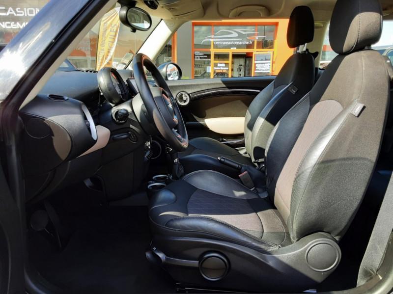 Photo 11 de l'offre de MINI MINI D 112 ch Cooper Edition Limitée Baker Street  à 12000€ chez Centrale auto marché Périgueux