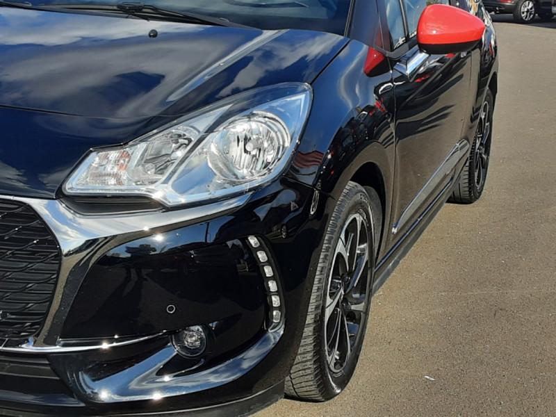 Photo 16 de l'offre de DS DS3 BlueHDi 100 SetS BVM5 So Chic à 13990€ chez Centrale auto marché Périgueux