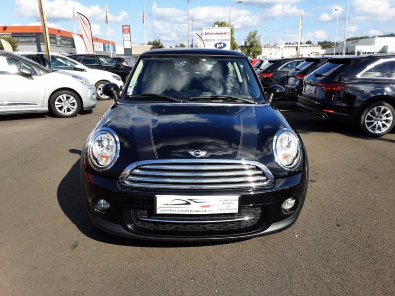 Photo 5 de l'offre de MINI MINI D 112 ch Cooper Edition Limitée Baker Street  à 12000€ chez Centrale auto marché Périgueux
