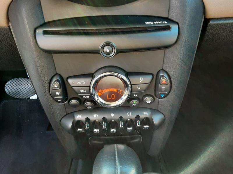 Photo 21 de l'offre de MINI MINI D 112 ch Cooper Edition Limitée Baker Street  à 12000€ chez Centrale auto marché Périgueux