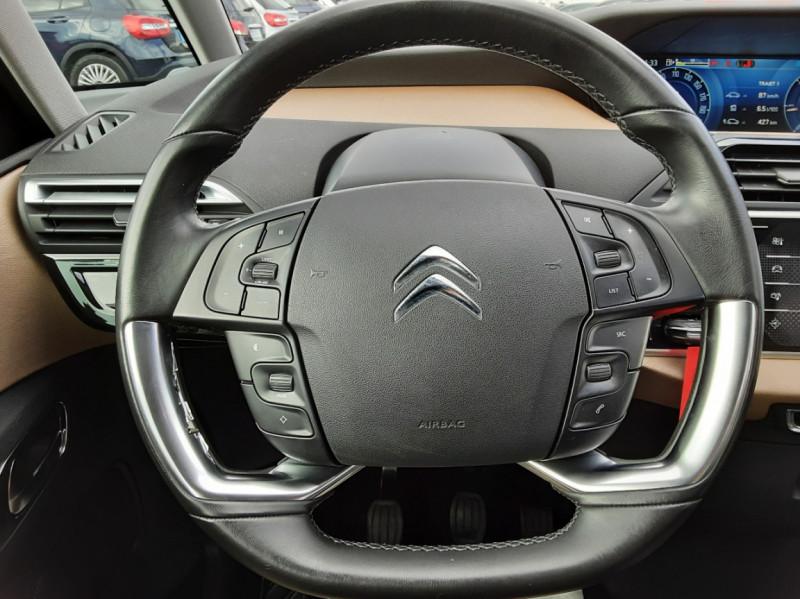 Photo 10 de l'offre de CITROEN C4 PICASSO e-HDi 115 Intensive à 9500€ chez Centrale auto marché Périgueux