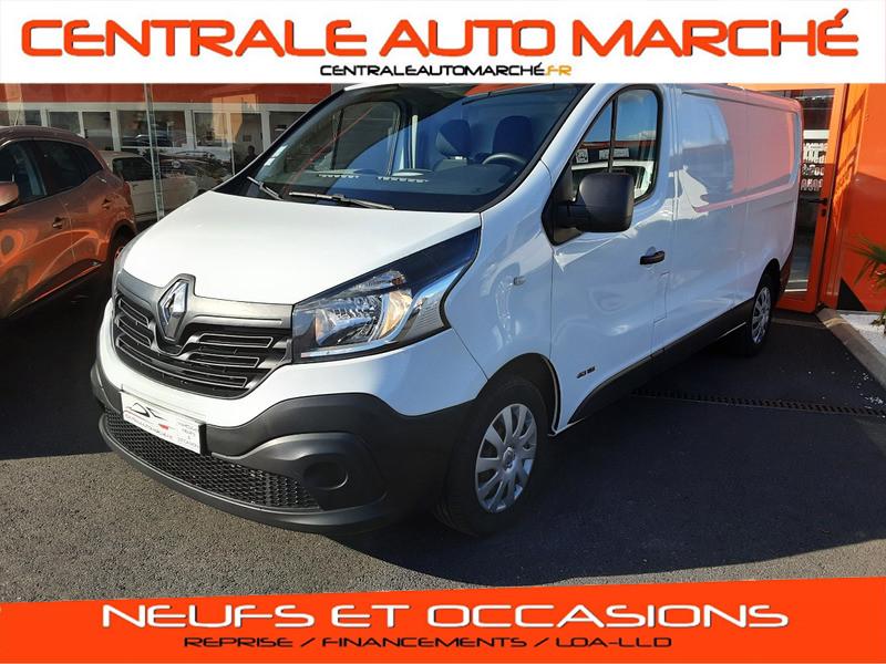 Photo 1 de l'offre de RENAULT TRAFIC FGN L2H1 DCI 115 GRAND CONFORT à 15700€ chez Centrale auto marché Périgueux