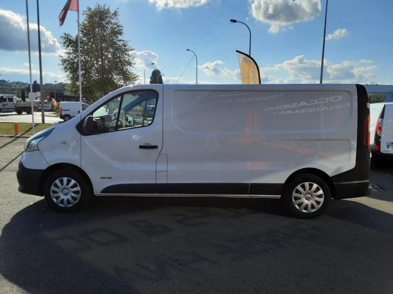 Photo 11 de l'offre de RENAULT TRAFIC FGN L2H1 DCI 115 GRAND CONFORT à 15700€ chez Centrale auto marché Périgueux