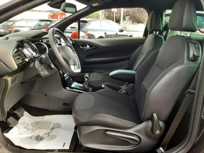 Photo 7 de l'offre de DS DS3 BlueHDi 100 SetS BVM5 So Chic à 13990€ chez Centrale auto marché Périgueux