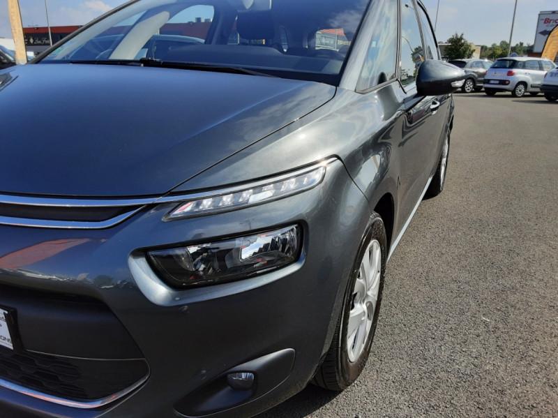 Photo 33 de l'offre de CITROEN C4 PICASSO e-HDi 115 Intensive à 9500€ chez Centrale auto marché Périgueux