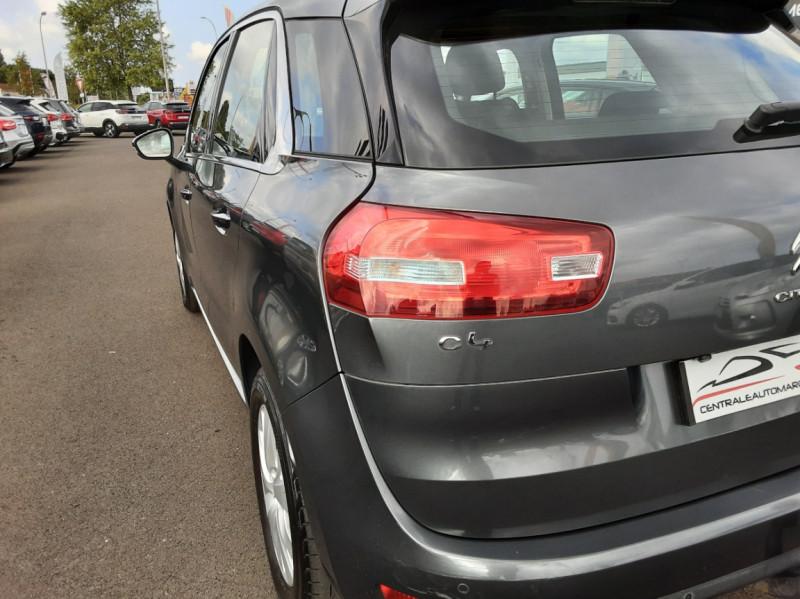 Photo 25 de l'offre de CITROEN C4 PICASSO e-HDi 115 Intensive à 9500€ chez Centrale auto marché Périgueux