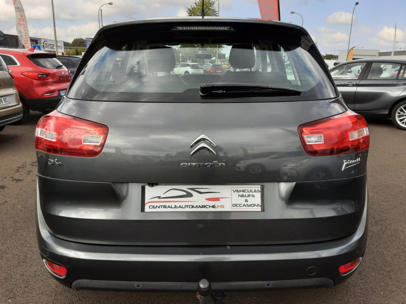Photo 4 de l'offre de CITROEN C4 PICASSO e-HDi 115 Intensive à 9500€ chez Centrale auto marché Périgueux